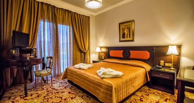 presidential suite krevati