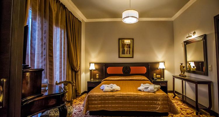 presidential suite stromeno krevati