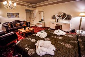 suite room stromeno krevati